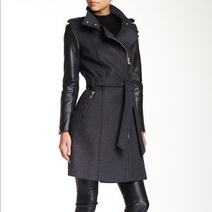 Mackage Dale Wool Trench Coat